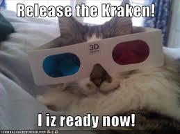 Release The Kraken Meme - i iz kraken me me meeeeeemes release your kraken