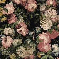 on trend dark florals flowerona