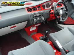 Honda Civic 2010 Interior Customized Honda Civic Sports Car Front Back And Interior Sides