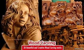 wood sculpture designs beautiful wood carving sculptures and designs from around the