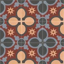 spanish floor floor cement tiles alba