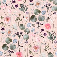 Peel And Stick Removable Wallpaper by Floral Finds Removable Fabric Wallpaper Peel And Stick