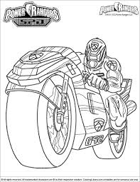 draw power rangers coloring pages 19 coloring print power
