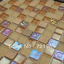 Stained Glass Backsplash by 45 Best Home Countertops Images On Pinterest Bathroom Tiling