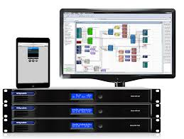 symetrix solus nx open architecture digital signal processors