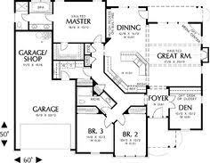 5 bedroom house plans with basement chic ideas 3 car garage house plans 13 ranch plan garage basement
