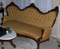 Old Fashioned Sofa Styles How To Identify Antique Furniture