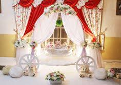 Decoration Ideas For Naming Ceremony Diy Easy U0026 Cute Cradle Decoration Naming Ceremony Youtube