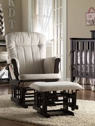 Nursery Room Rocking Chair by Exciting Interior Design Using Glider Rockers For Baby Nursery