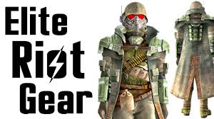 Fallout New Vegas Chances Map by Fallout New Vegas Elite Riot Gear Armor Location Youtube