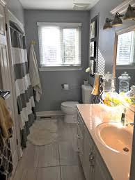 Children Bathroom Ideas Diy Kids Bathroom Remodel Under 150 Example Of A Trendy Kids