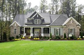 the valmead park plan 1153 craftsman exterior the waldon pond craftsman elevation built by homes by dickerson in