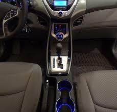 hyundai elantra 2011 model accentglowled hyundai elantra 2011 2015 center console custom