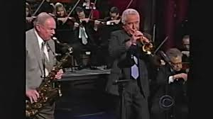 doc severinsen here s that rainy day johnny carson tribute on