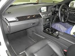 mercedes benz e class interior japanese car auction find u2013 2009 mercedes benz e class e350