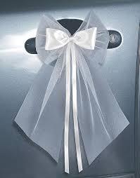noeud de voiture mariage déco tables salle voiture accessoires pour réussir votre mariage