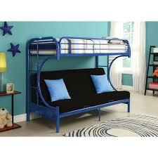 Metal Futon Bunk Beds Acme Furniture Metal Eclipse 02093 Xl Futon Bunk