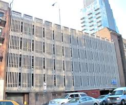 parking garage decorations roselawnlutheran delancey essex municipal parking garage lower east side nyc this mid century is a prime example