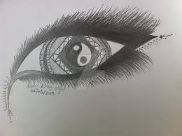 ying yang fantasy eye by lovely lonley night on deviantart