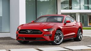Modern Muscle Cars - 2018 ford mustang ecoboost gets a new pony package