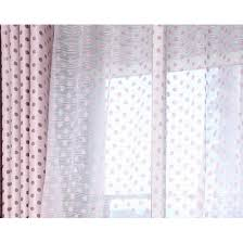 Yarn Curtains Fabulous Pink And White Curtains And Designer Toile Bluepinkwhite