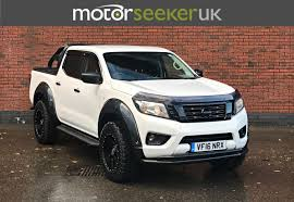 nissan pickup 2016 used 2016 nissan navara double cab pick up seeker tungsten edition