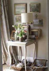 one word with sharon from my french country home the enchanted home