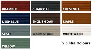 ronseal deck rescue paint all colours the decking paint
