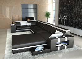 wohnlandschaft u form mit schlaffunktion ledersofa u sofa lagerverkauf 330cm u wohnlandschaft sofa couch