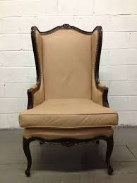 furniture oversized wing chair wingback chairs for sale black