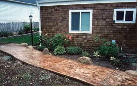 latest concrete walkway ideas for backyard 1772x1119