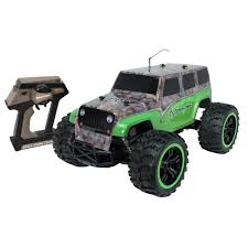 jeep unlimited green nkok realtree rc jeep wrangler unlimited green camo 1 10