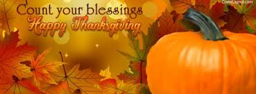 count your blessings happy thanksgiving cover count your