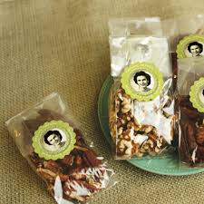 simple gifts roasted nuts gift favor ideas from evermine
