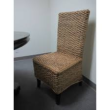Pottery Barn Seagrass Chair by Fresh Seagrass Rattan Dining Chairs 24438