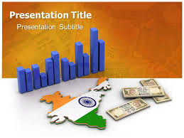indian economy powerpoint ppt templates economy of indian