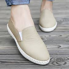 maternity shoes new design 2015 women genuine leather flats maternity shoes