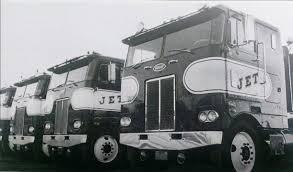 jet trucking johnnie edgar of cloverdale ca always ran very