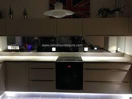 credence cuisine sur mesure credence verre salle de bain 12 carrelage cuisine inox jet set