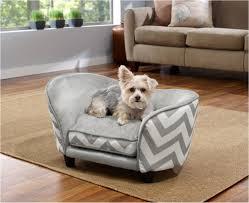 chair adorable pet sofa unique enchanted home grey chevron ultra