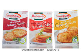 potato pancake mix manischewitz stock images royalty free images vectors