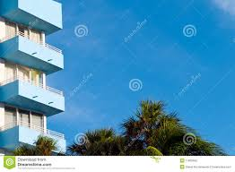 art deco tropical balcony stock photography image 11835682