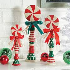 Large Christmas Decorations Ebay by 25 Best Candy Christmas Decorations Ideas On Pinterest Candy