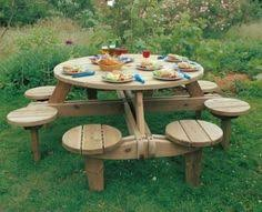 Free Large Octagon Picnic Table Plans Easy Woodworking Solutions by Custom Made Custom Made Large Thru Bolt Picnic Tables Door