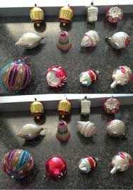 hand painted glass ornaments ebay