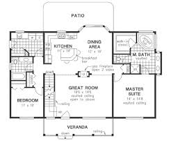 ranch style house floor plans shocking ideas ranch with basement