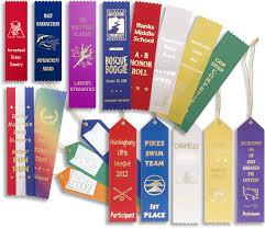 custom ribbon custom award ribbons