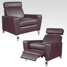 homely ideas modern recliner chair home designing