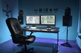 mac setup dj u0026 music producer workstation with dual imacs
