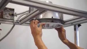commercial electric recessed lighting how to retrofit commercial recessed lighting to led youtube